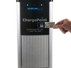 Dobíjecí stanice pro elektromobily - ChargePoint