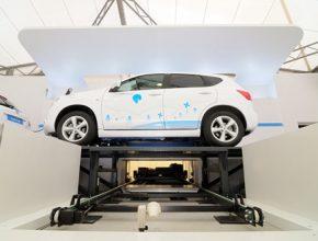 Project Better Place - stanice pro výměnu baterií elektromobilů