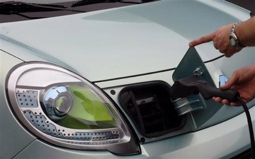 Renault Kangoo be bop ZE