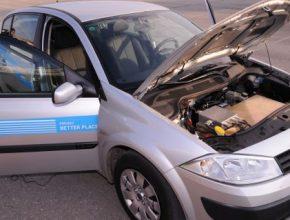 Renault Mégane Electric