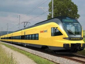 železniční doprava - žluté vlaky Student Agency - kdy budou v České republice?