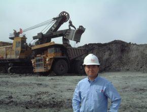 Čína - důlní společnost - vzácné kovy