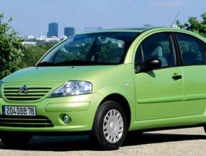 Citroën C3 1,4i CNG