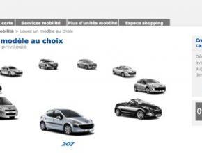 Mu by Peugeot - půjčování aut, skútrů či kol