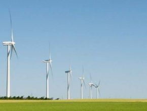 Větrné elektrárny Dánsko