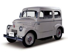 elektromobil Nissan Tama