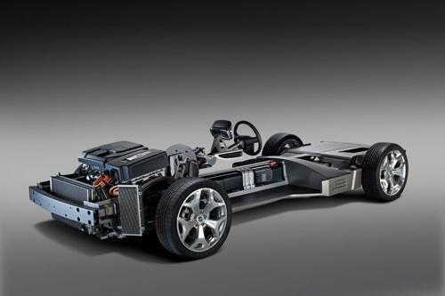 Opel Ampera - Voltec - pohonný systém