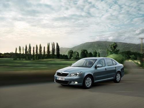 Škoda Octavia LPG