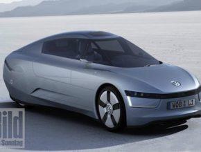 Volkswagen - automobil se spotřebou 1 l na 100 km