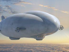 Vzducholoď - hybridní a bezpilotní od Lockheed Martin, kterou chce využít americká armáda