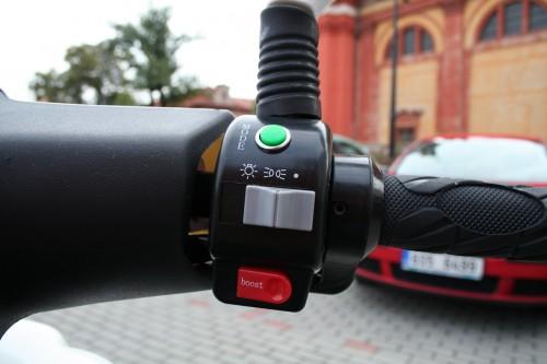 elektroskútr e-Max 110S
