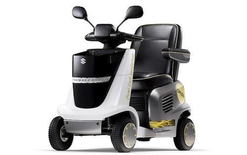 elektrický vozík Suzuki MIO