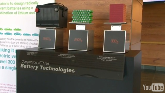 IBM - baterie - chytřejší planeta