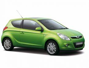 Hyundai i20 v katalogu automobilů