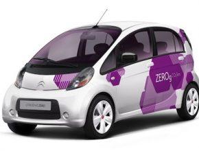 elektromobil Citroen C-Zero