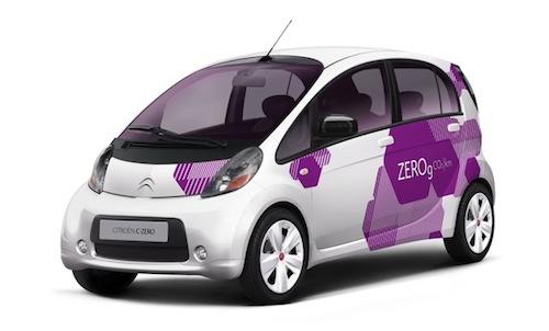 elektromobily Citroen C-Zero