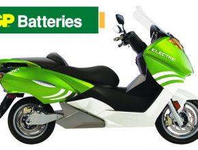 Elektroskútry Vectrix VX1 GP Batteries