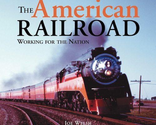 železniční doprava - The American Railroad - jak vlaky pomohly USA k prosperitě