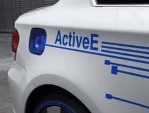BMW koncept ActiveE