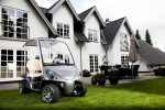 golfový vozík Garia