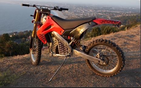 elektromotocykl EMAX 72DS