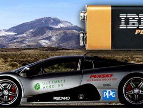 IBM lithium-vzduchová baterie