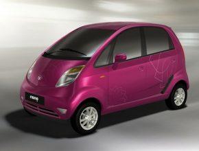 Tata Motors - Nano for her