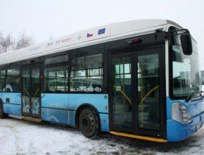 TriHyBus - vodíkový autobus