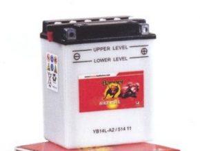 olověná baterie