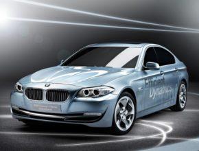 BMW Concept 5 ActiveHybrid