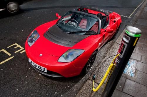 Tesla Roadster 2010