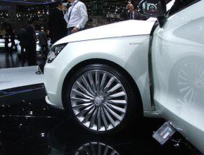 Autosalon Ženeva 2010 - Audi A1 e-tron