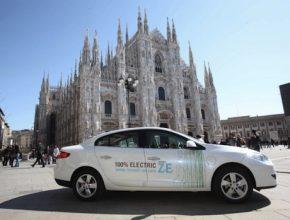 elektromobily - Renault-Nissan Lombardie