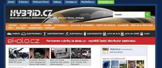 sponzorství sekce Hybrid.cz