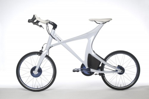 Hybrid.cz obrázky Lexus Hybrid Bicycle