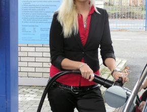 Hybrid.cz obrázky auta na plyn tankování CNG