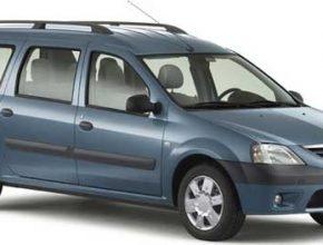 Hybrid.cz obrázky Dacia Logan elektromobil