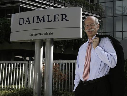 Hybrid.cz - obrázky - Daimler CEO Zetsche