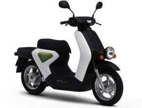 Hybrid.cz obrázky Honda elektroskútry EV-neo