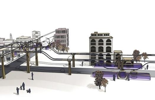 Hybrid.cz obrázky komunitní tranzitní systém