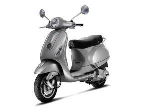 Hybrid.cz - obrázky - skútry - Vespa LX 150 IE šedá