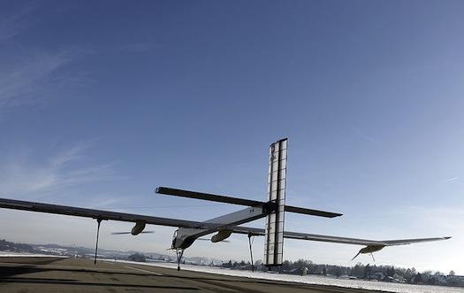 Hybrid.cz - obrázky - solární letadla - HB SIA Solar Impulse
