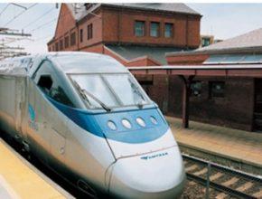Hybrid.cz obrázky železniční doprava Amtrak