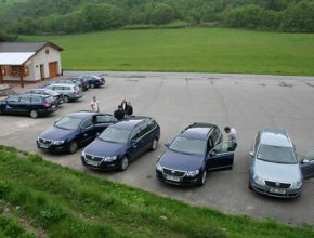 Volkswagen CNG Tour 2010