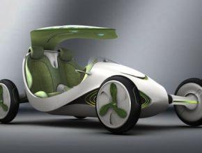 Hybrid.cz obrázky ekologická auta - SAIC-GM auto se zápornými emisemi