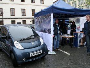 Elektromobily - Den elektromobility Praha