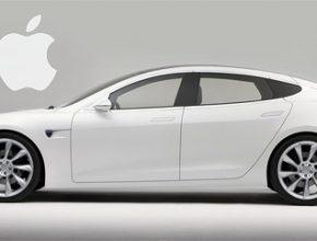 Tesla Motors Model S Android Apple