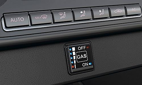 Hybrid.cz obrázky Volkswagen Polo BiFuel