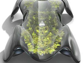 Design - Michal Vlček fotosyntetické auto
