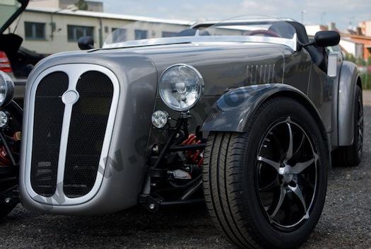 elektromobily - EHotRod